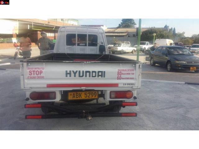 Hyundai H100 truck 1.5 tonne