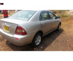 2002 Toyota Corolla Bubble 96 000kms on the dash Automatic