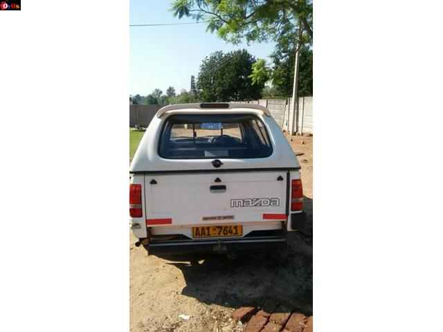 Mazda Rustler for sale