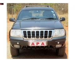 JEEP GRAND CHEROKEE LIMITED 4x4 SUV