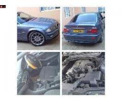 BMW 318 i Ex -uk manual neat...lady driven.