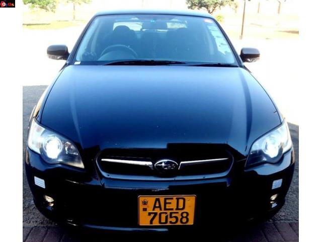 Subaru Legacy 2006 model