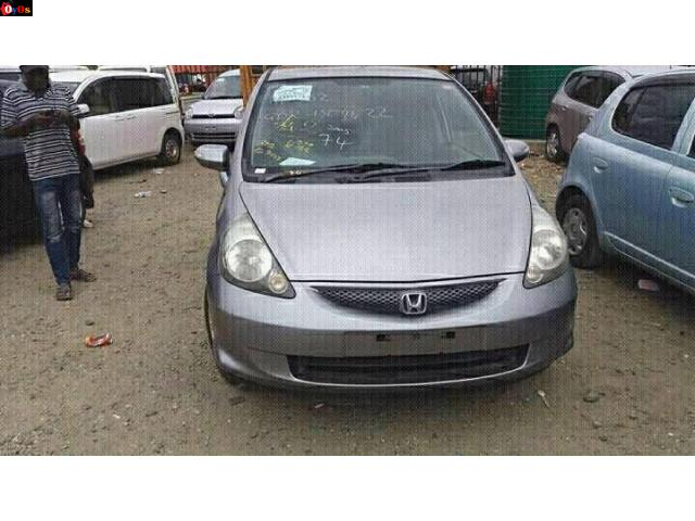 Honda Fit 2005  Recent Import