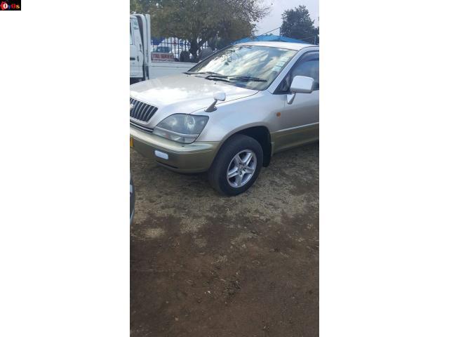 Toyota Harier