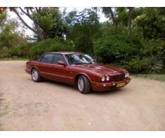 Jaguar V8