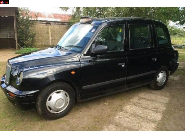 London Cab, year 2000, automatic