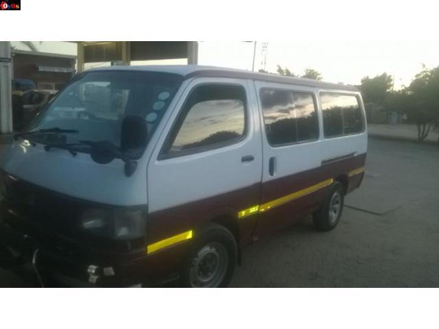 Toyota Hiace 3l