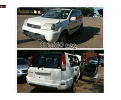 Quick Sale: Nissan Extrail
