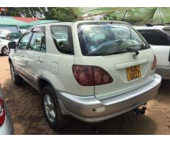 Toyota Harrier Quick Sale!