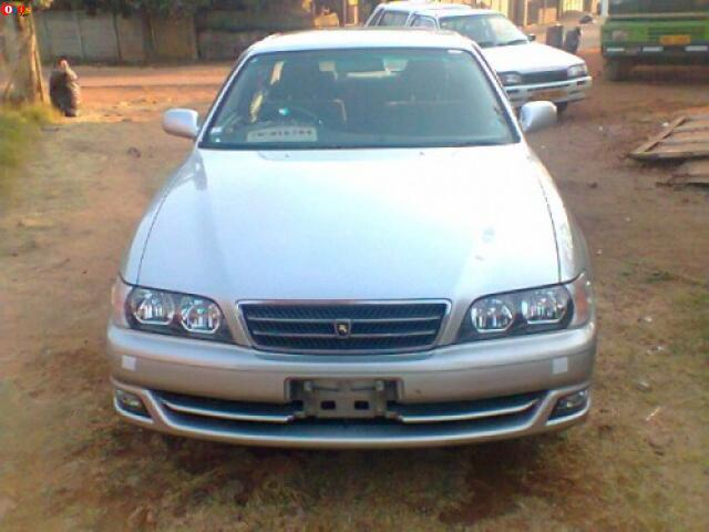 RECENT IMPORT TOYOTA CHASER