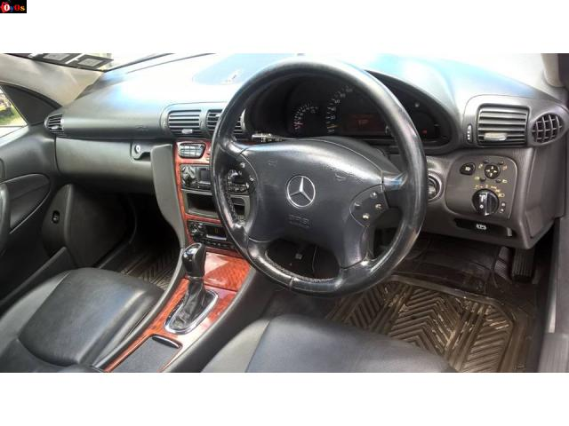 Mercedes c180 kompressor