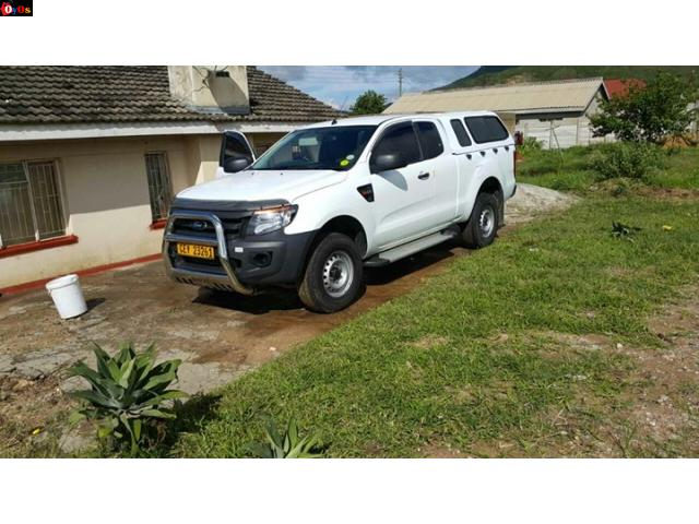 Cars Classifieds: Ford Ranger Super Cab 2 Quick Sale