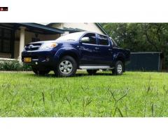 Car Classifieds: Toyota Hilux