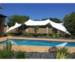 Horizon stretch tents sales and hire