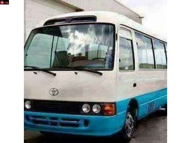Luxury coaches for hire