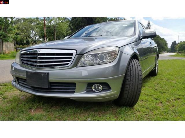 Mercedes-Benz C200 2007