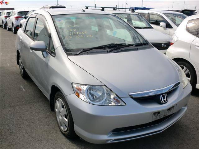 Honda FIT ARIA 2004