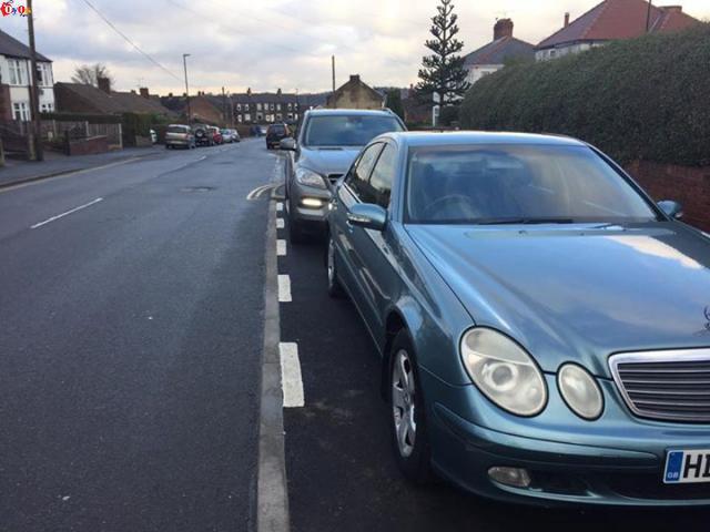 Mercedes E270 Auto Diesel