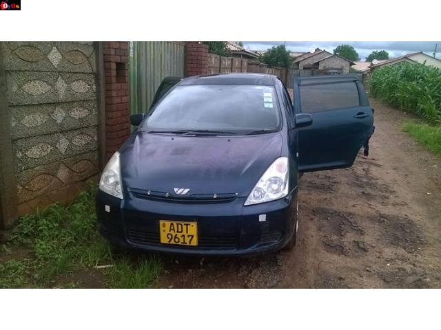Quick Sale: Toyota wish