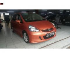 Quick Sale: Honda Fit Jazz