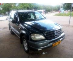 Merc Benz ML 270