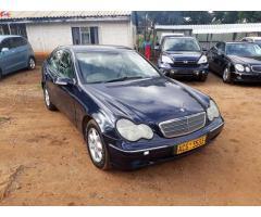 2001 Benz C180