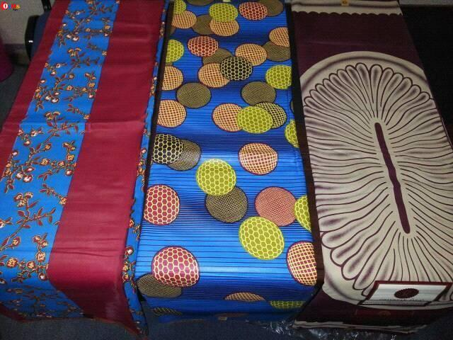 African Cotton Fabric
