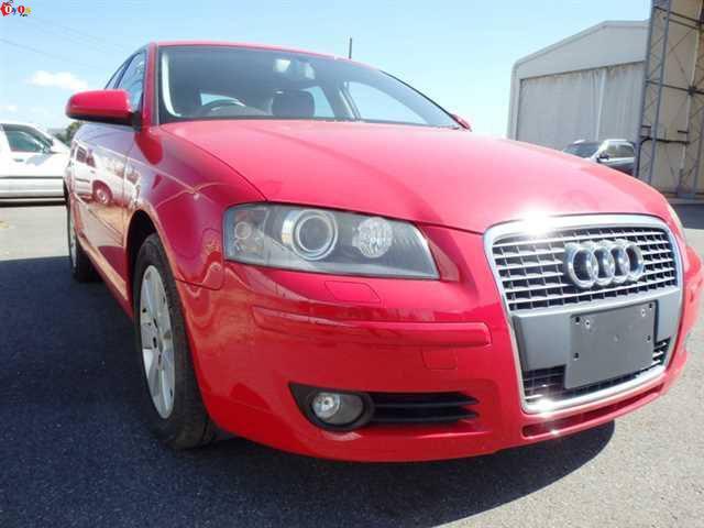 Valentine Special 2004 Audi A3