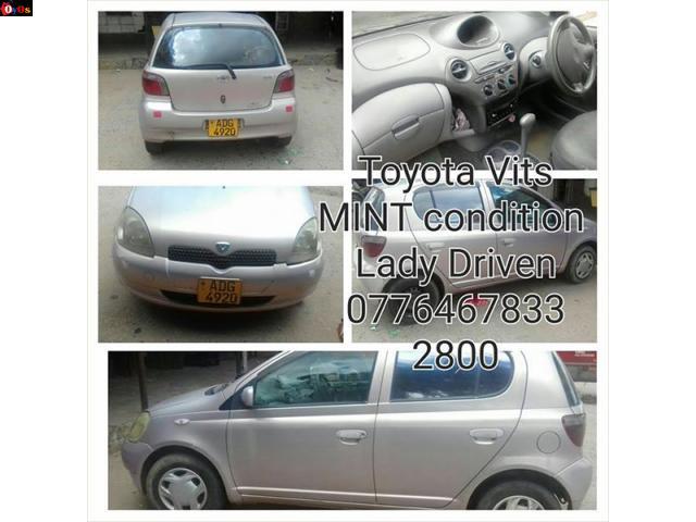 Quick sale: Toyota Vitz