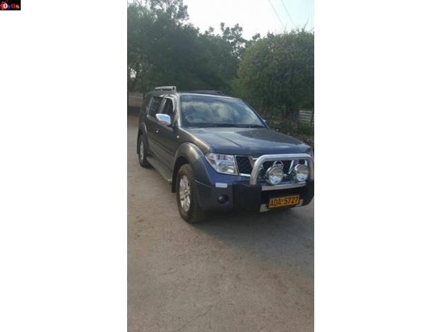 Nissan pathfinder 2005 model